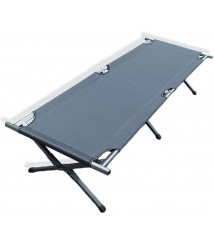 Blankets Outdoor folding bed portable aluminum alloy folding bed camping self-drive camp bed office single rest bed
