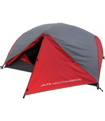 ALPS Mountaineering Phenom 3 Tent 3-Person 3-Season Red/Grey, One Size