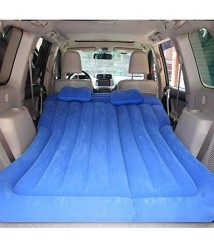 HXZX 175135CM Car Bed Camping Car Mattress Inflatable Auto Travel Bed Colchon Inflable para Auto Inflatable Car Mattress (Color Name : Blue)
