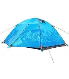 YUXO Camping Tent Shelter Outdoor Automatic Tents Oxford Cloth Waterproof 5000Mm Strong Wind and Durable Portable Tents for Outdoor