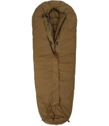Carinthia Defence 4 Military Mummy Sleeping Bag of The German Army with Ultralight Synthetic G-Loft Filling for Temperatures Until 5 °F