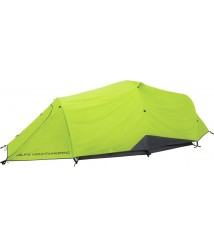 ALPS Mountaineering Highlands 2 Tent: 2-Person 4-Season Citrus/Grey, One Size